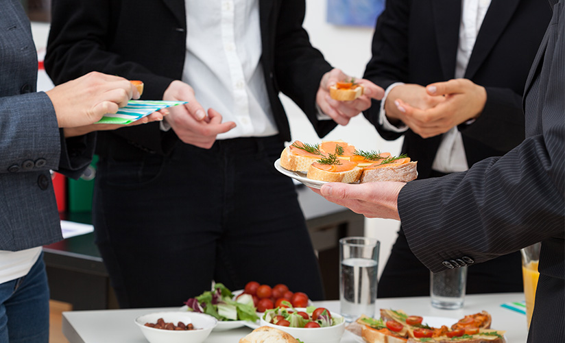 Best Foods To Serve On A Corporate Catering In London
